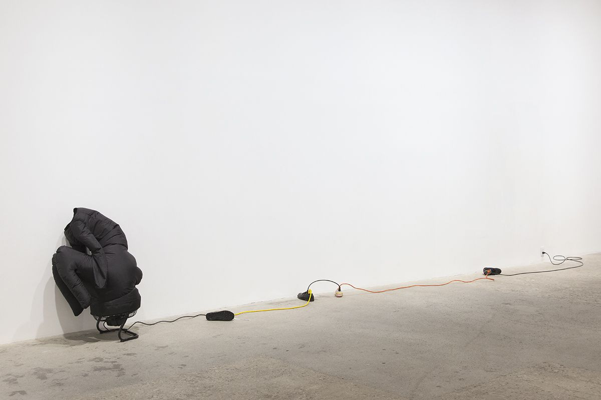 Paul Chan, Le Baigneur 1, 2016