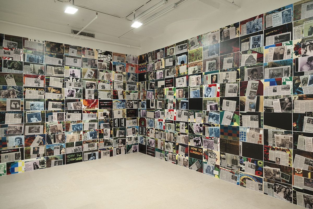 Allen Ruppersberg  LIFE, 2017  325 Color Copies  17 x 11 inches (43.2 x 27.9 cm) each