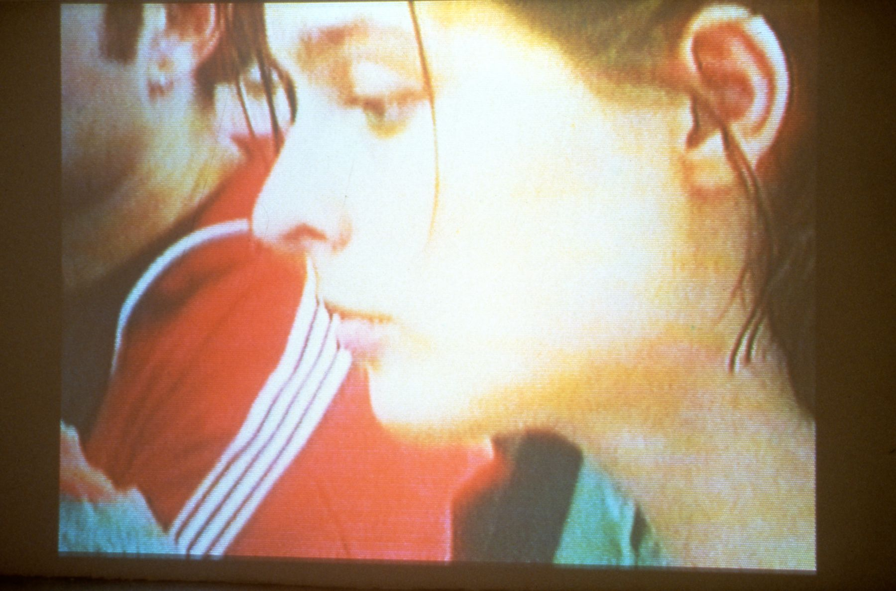 Pit Music, 1996, still from VHS video, duration: 14  minutes