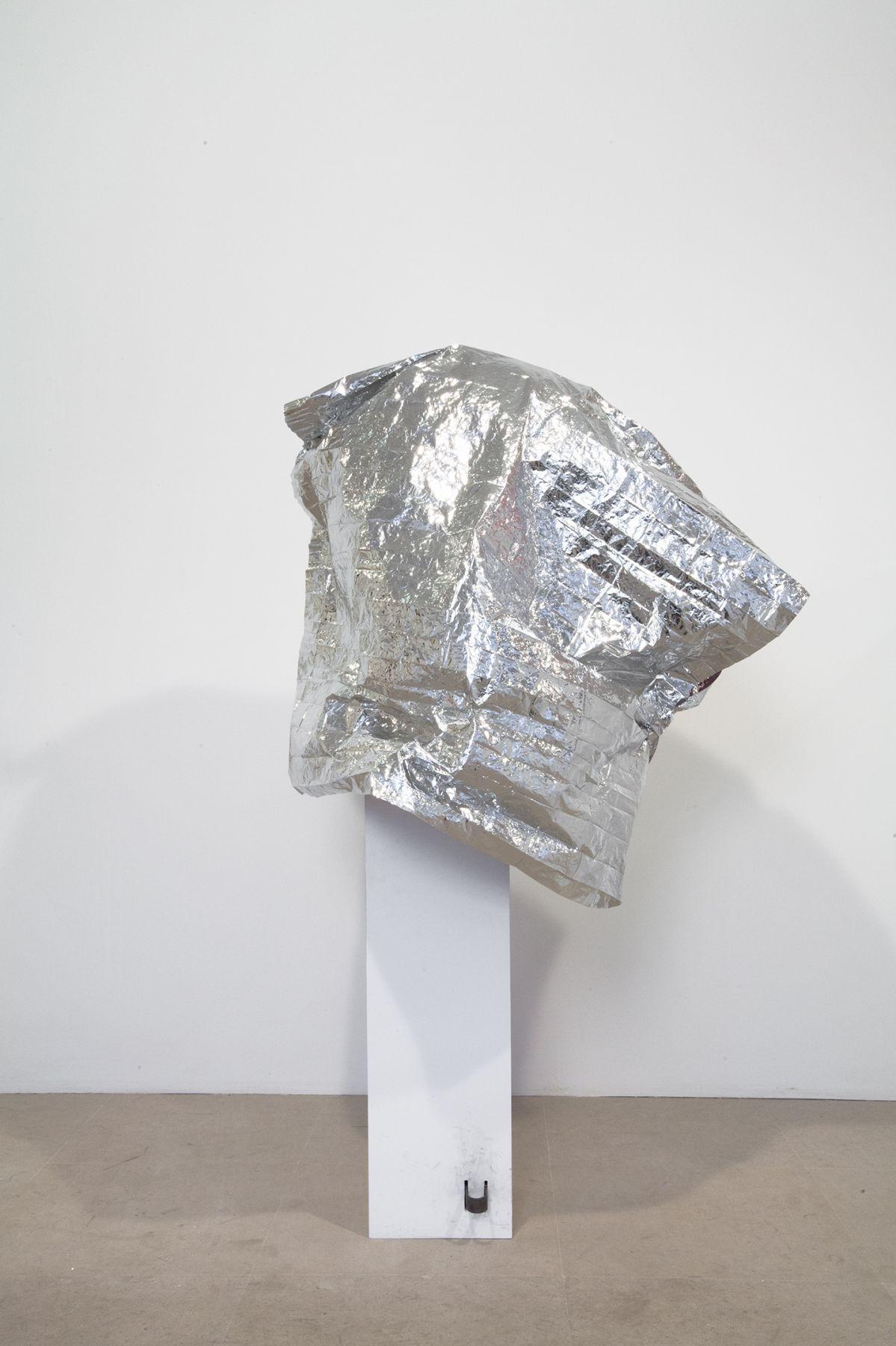 Gelitin, Slave, 2012, Mixed media, 73 x 42 1 /2 x 36 inches