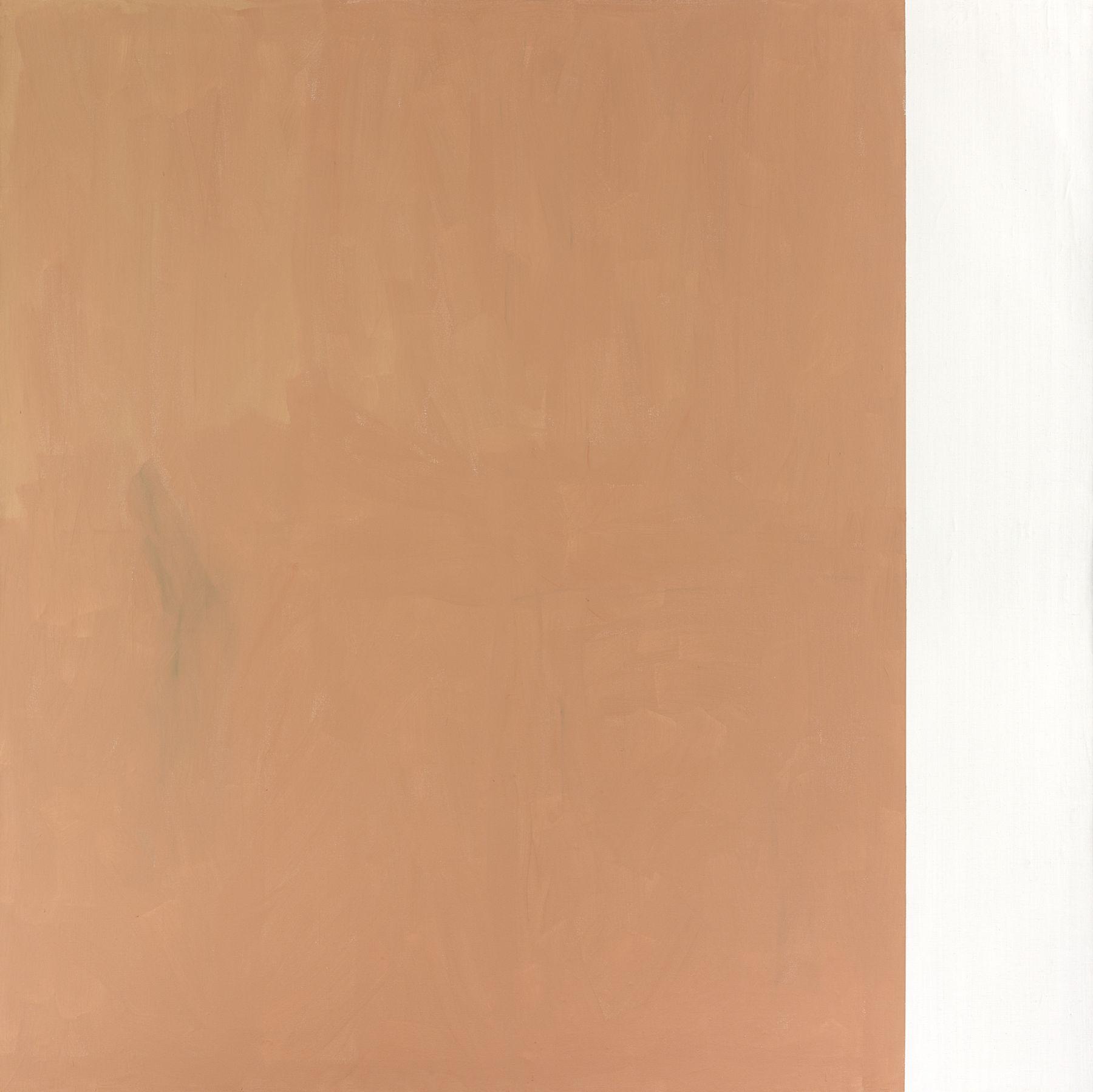 Günther Förg  Untitled, 1991 (detail)  Acrylic on canvas  Ten pieces: 114 1/8 x 114 1/8 inches (290 x 290 cm) each