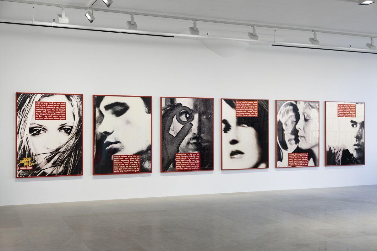 Installation view,SWINGERS, Greene Naftali, New York, 2018