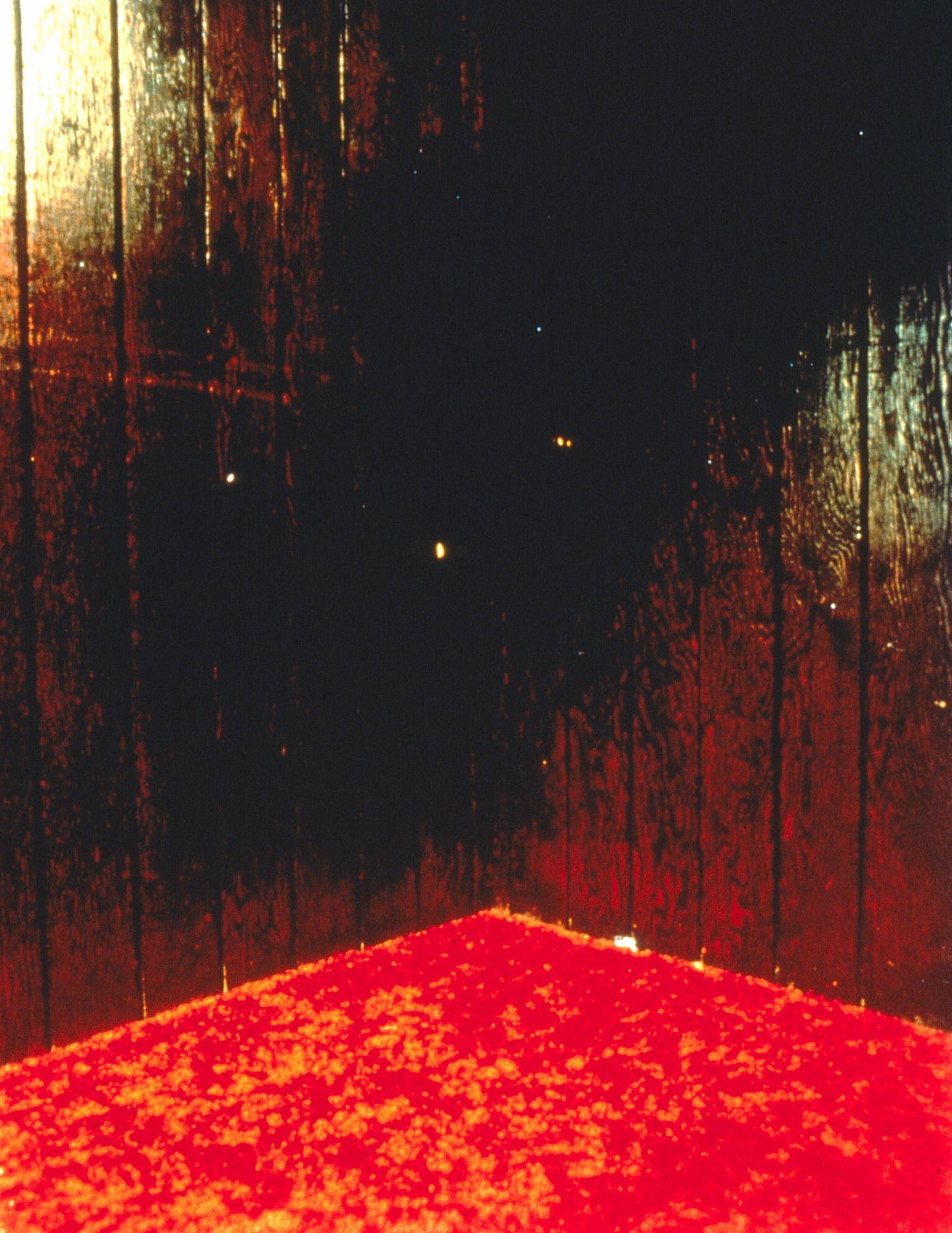 Julie Becker, Interior Corner #10, 1993, C-print, 35 1/2 x 27 1/2 inches