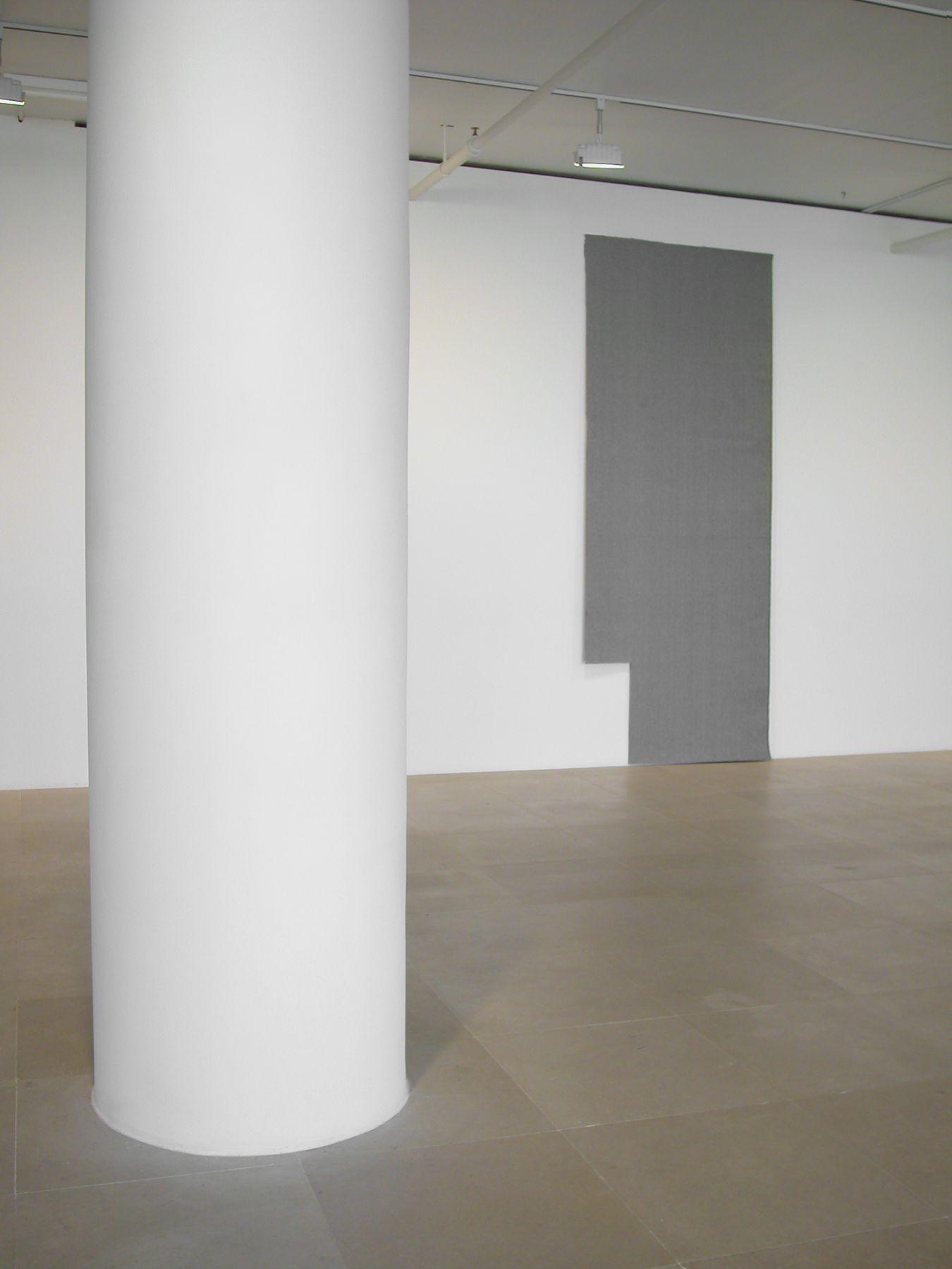 Gedi Sibony, Untitled, 2007, Carpet, 124 x 49 inches (315 x 124.5 cm)