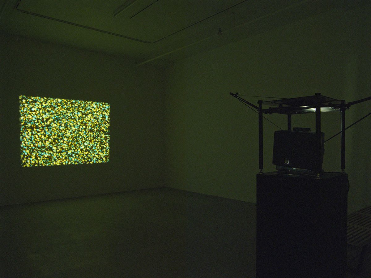 Apparent Motion, 1975, 16mm single screen projection, color, silent, Duration: 28 min