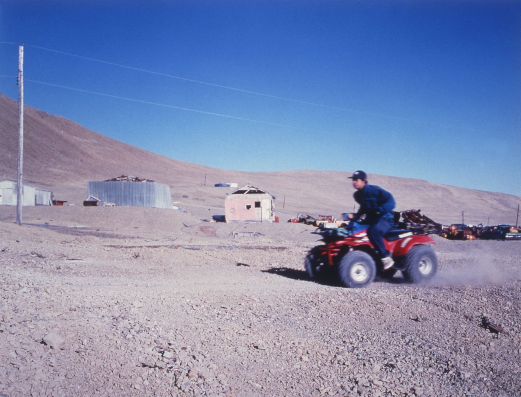 Jeffrey Kheraj, 2000, photography