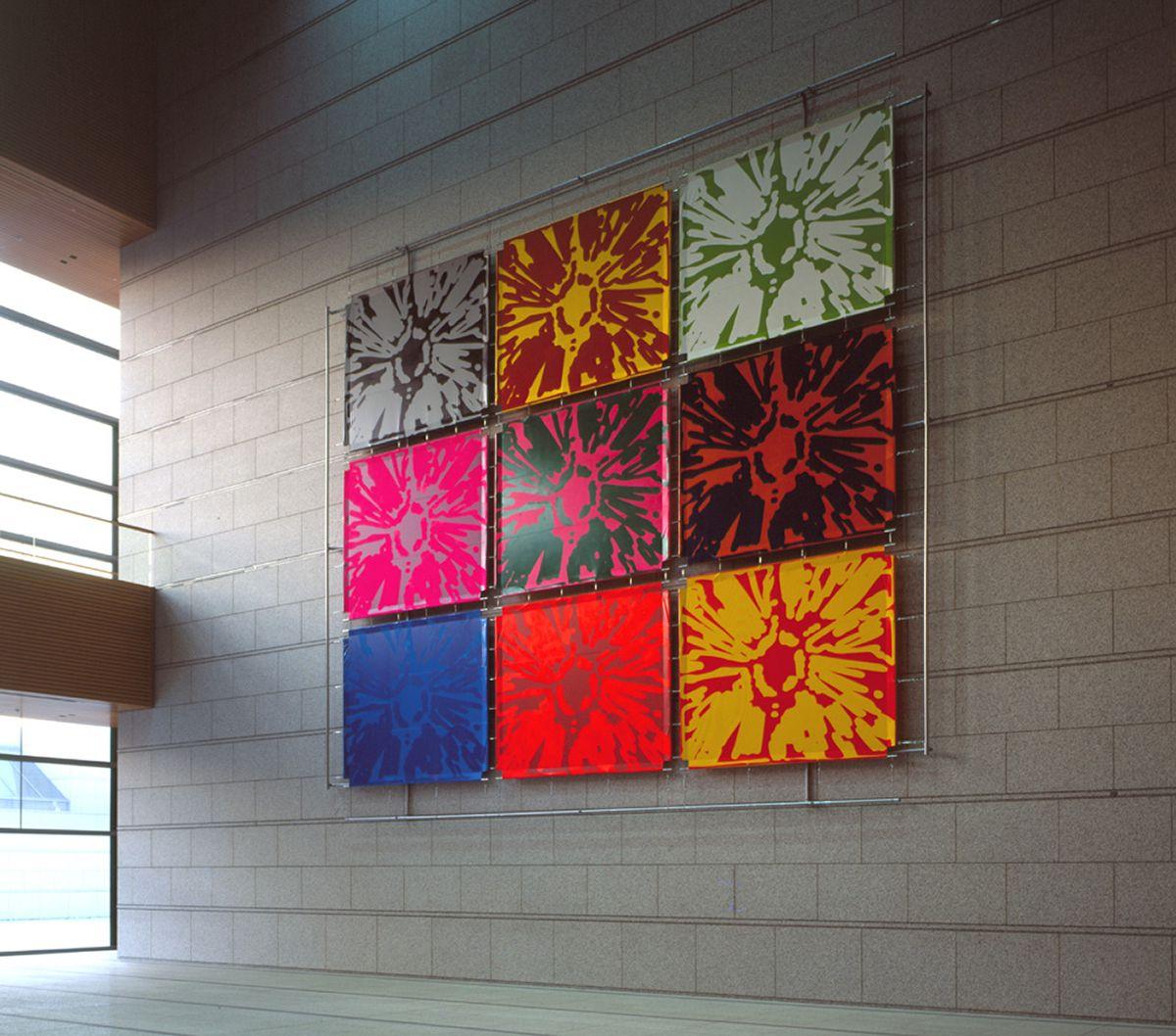 Nine Explosions, Museum of Contemporary Art, Tokyo, 2003