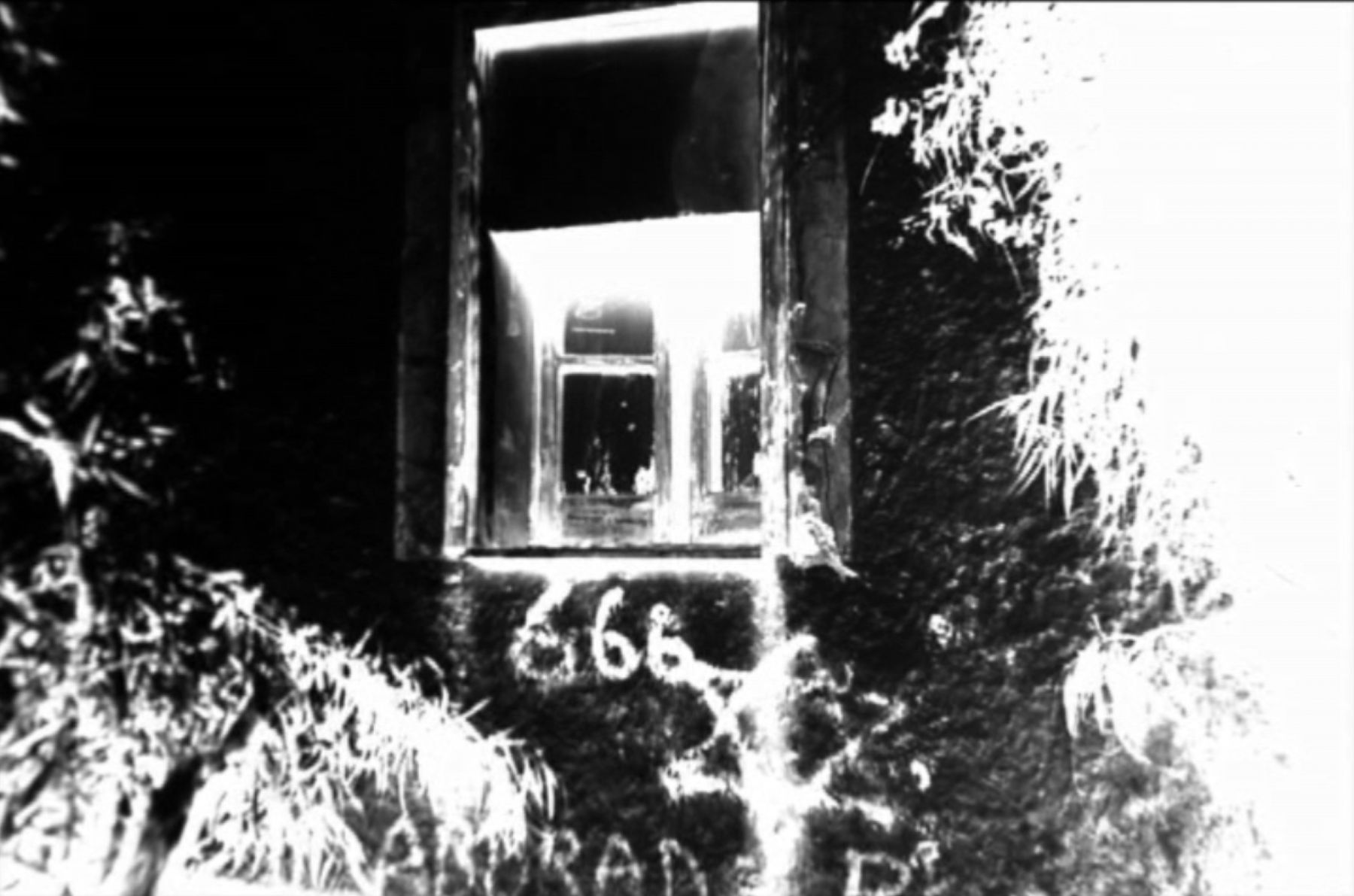 Morning of the Magicians, 2005-2006  16mm film (black and white, silent)  Dimensions variable