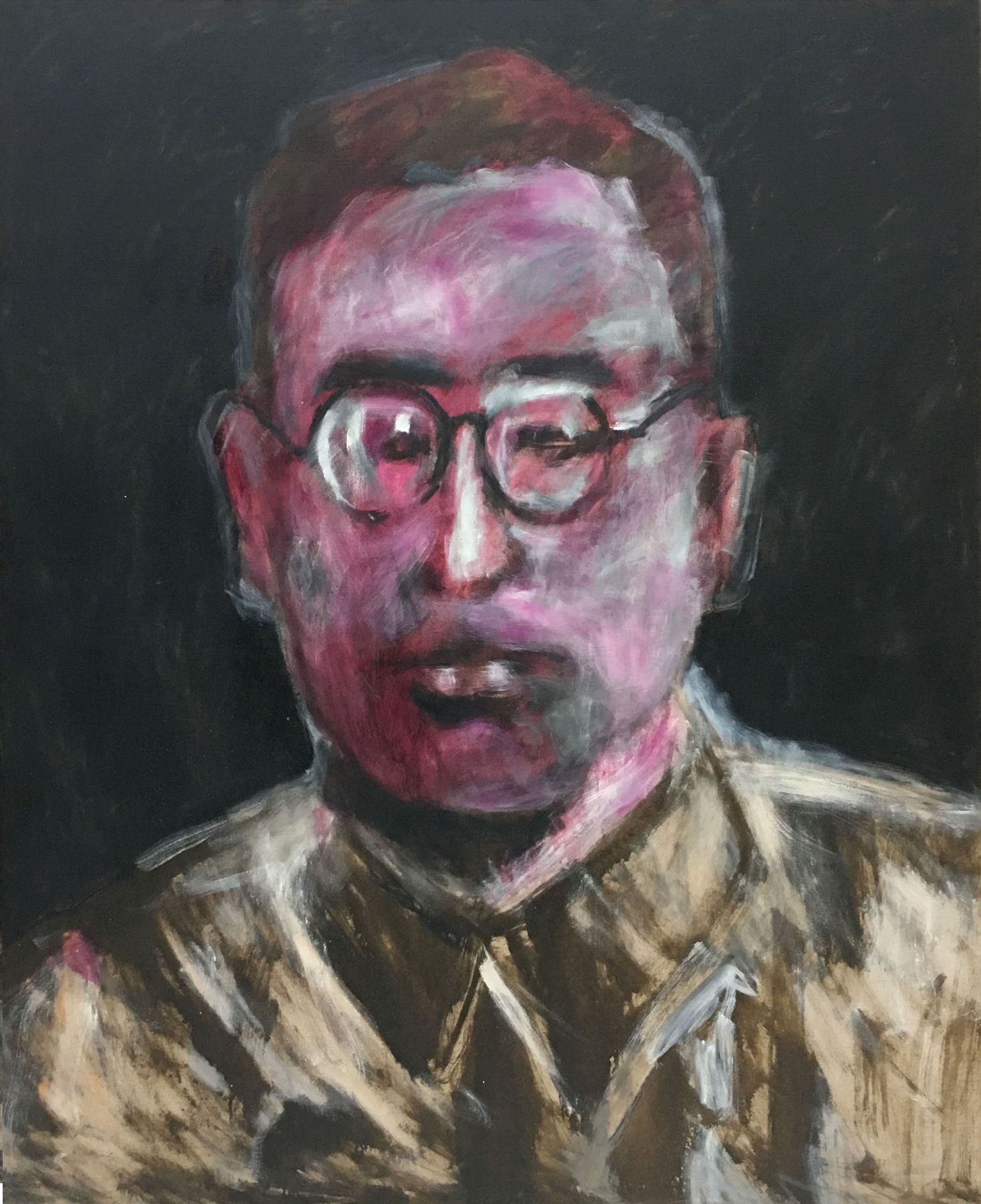 Gang Zhao Cocksucker Number X, 2015
