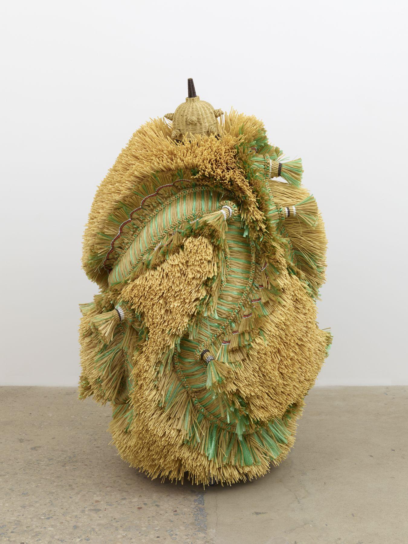 Haegue Yang, The Intermediate – Dragon Conglomerate, 2015