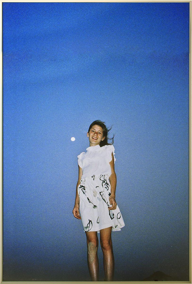 Goa, 1975, Framed color photograph