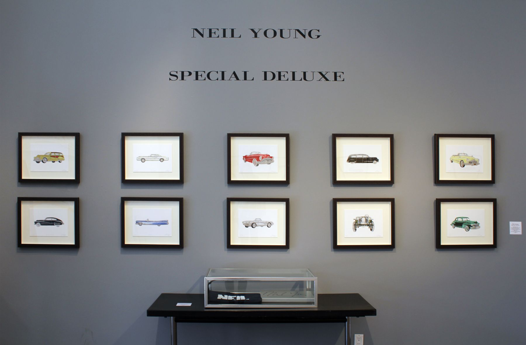 Neil Young Limited Edition Box Set
