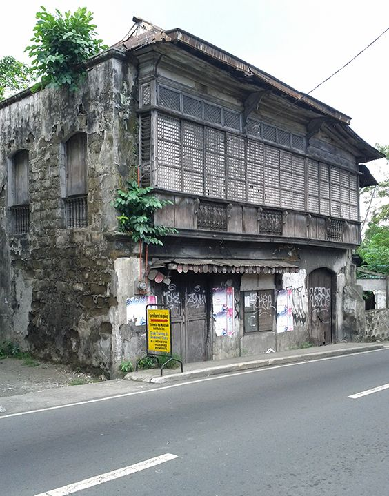 Old House, Philippines
