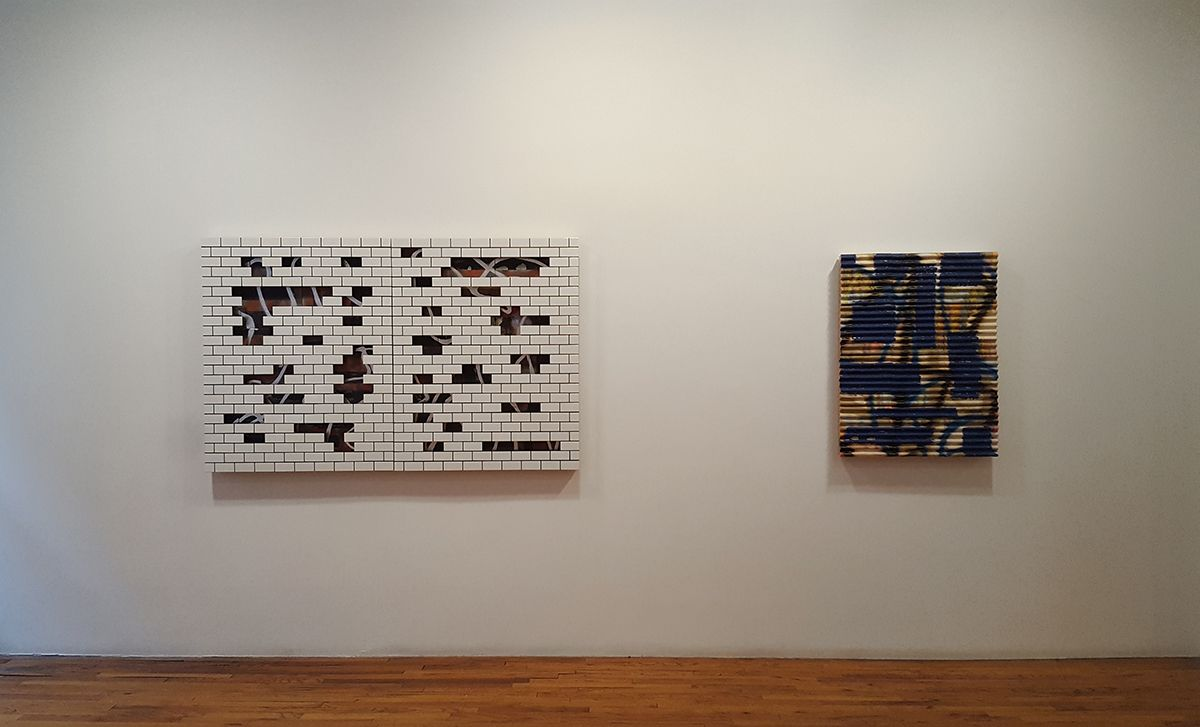 jeff schwarz ceramic artwork installation