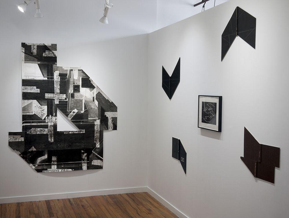 Björn Meyer-Ebrecht and Josef Albers art installation