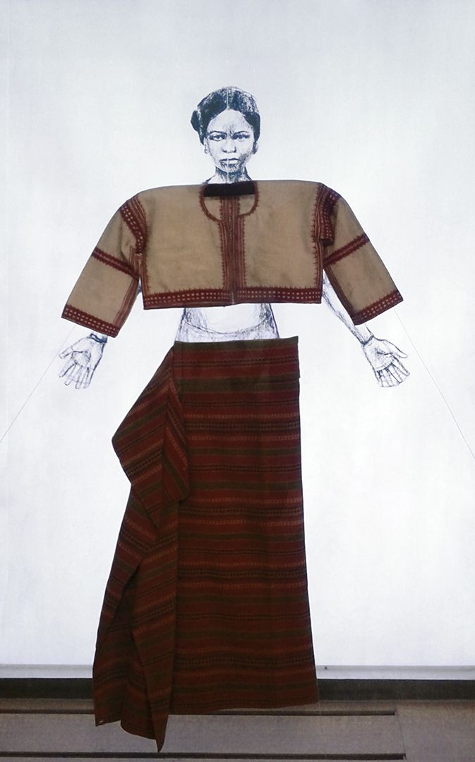 Traditional clothing, Philippines