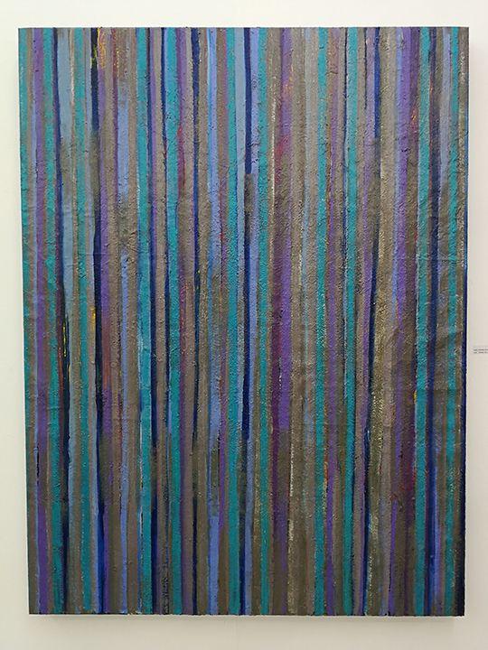 Angkrit Ajchariyasophon 1803, 2018 Oil on canvas 47 1/4 x 35 3/8 in. / 120 x 90 cm.