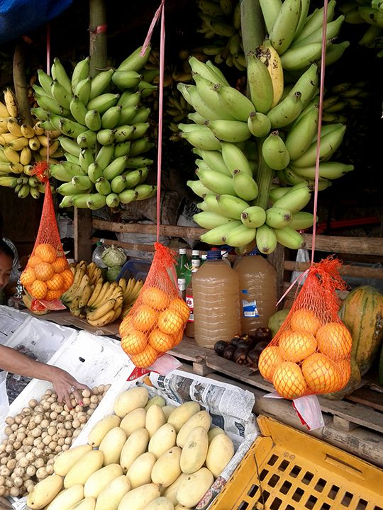 Fruit Stand, Philippines