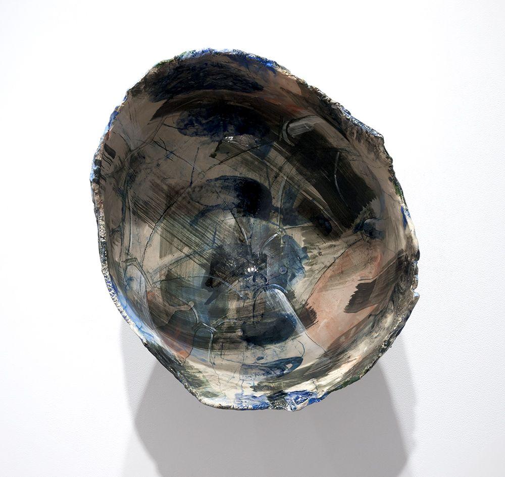 Rachael Gorchov Vaulting, 2016 Glazed ceramic