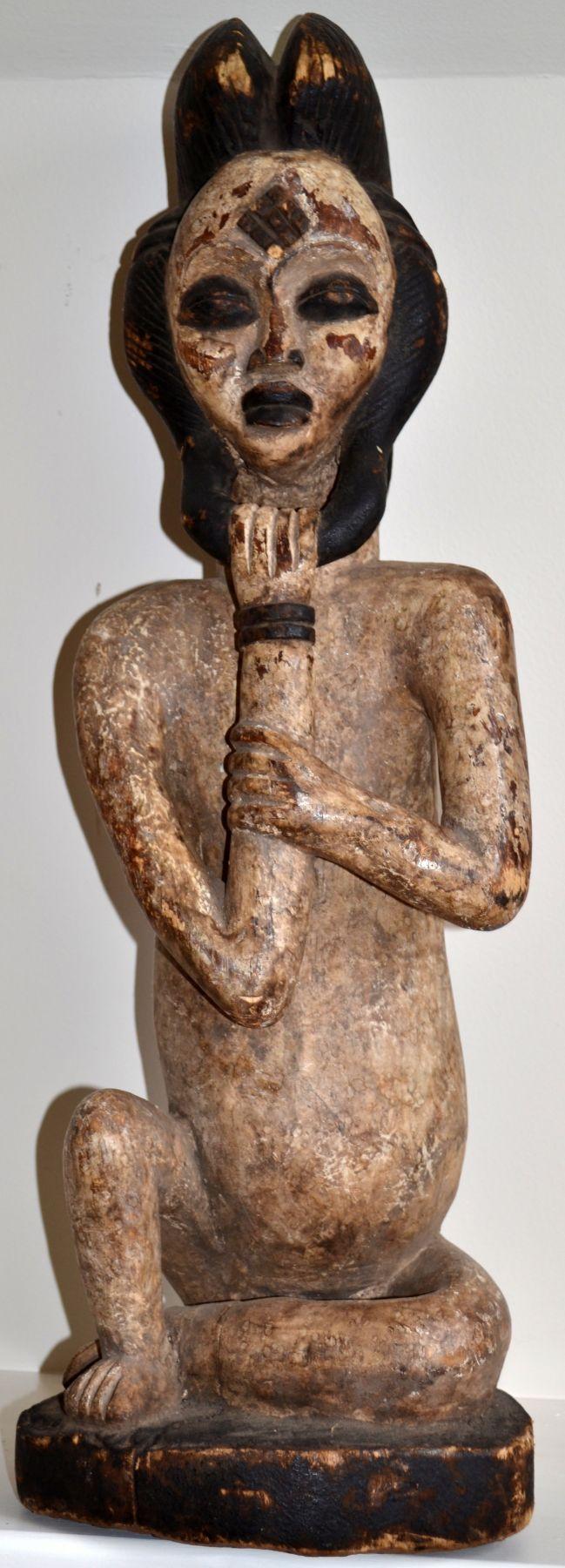 Ancestral Figurine, Puna, Congo