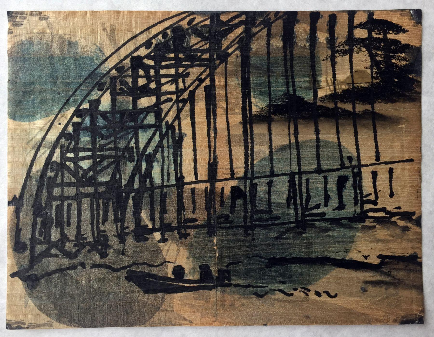 PAUL BOWEN Connecticut Bridge