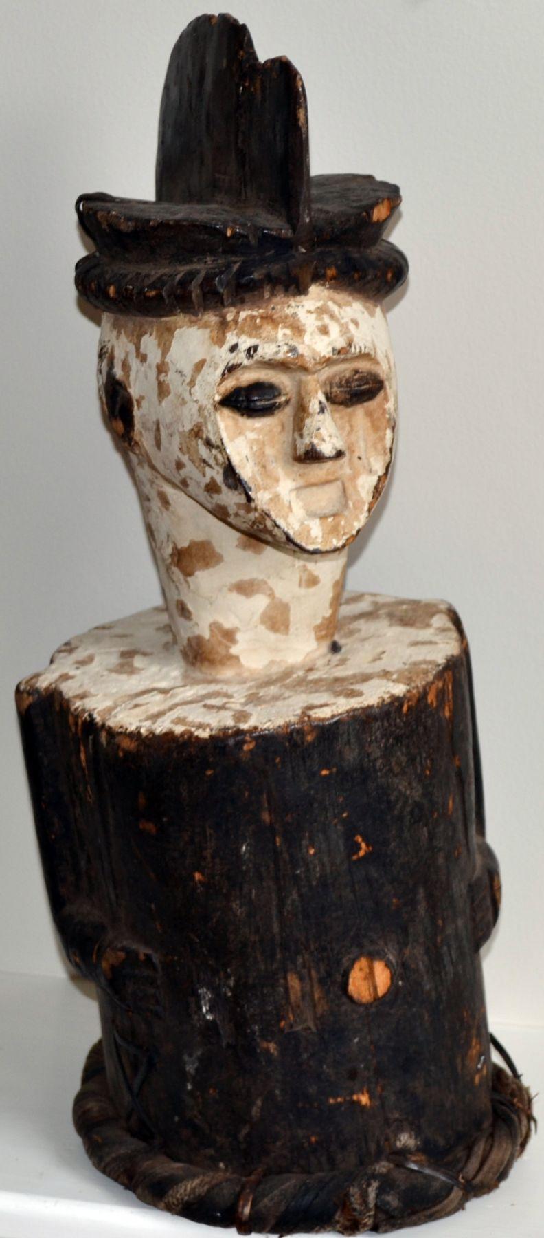 Ancestral Figurine, Ibo, Nigeria