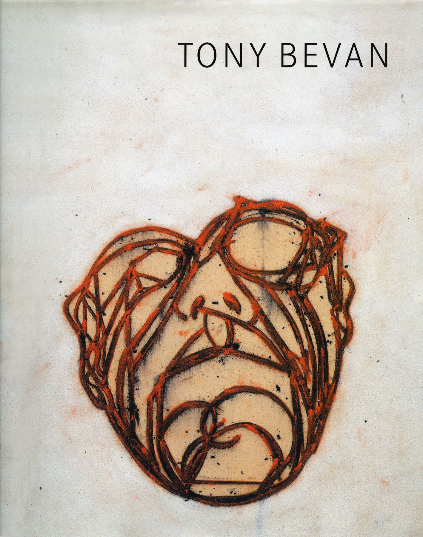 Tony Bevan, Lund Humphries Publishers Ltd, USA, 2006