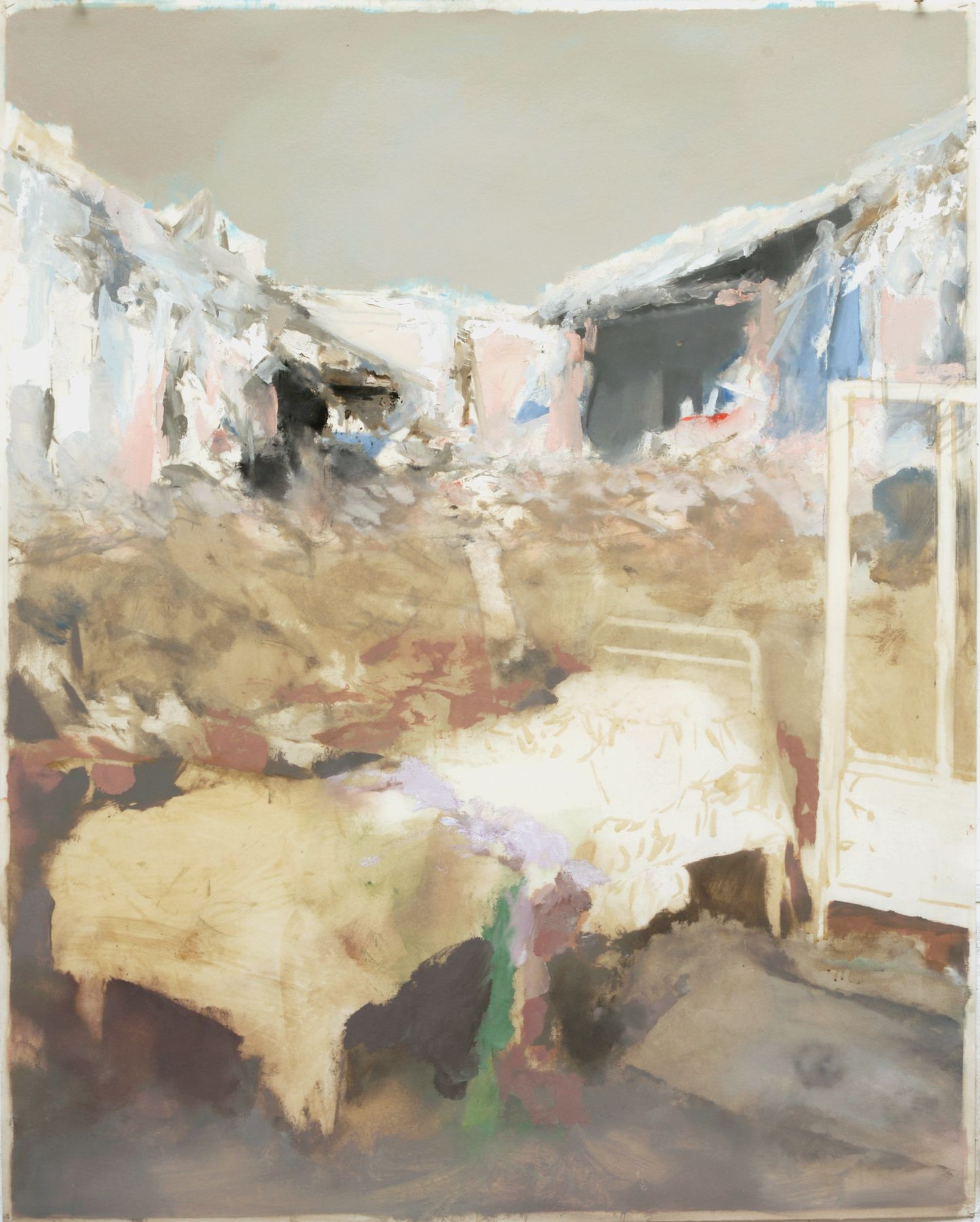 Simon Edmondson, Bedroom, 2010