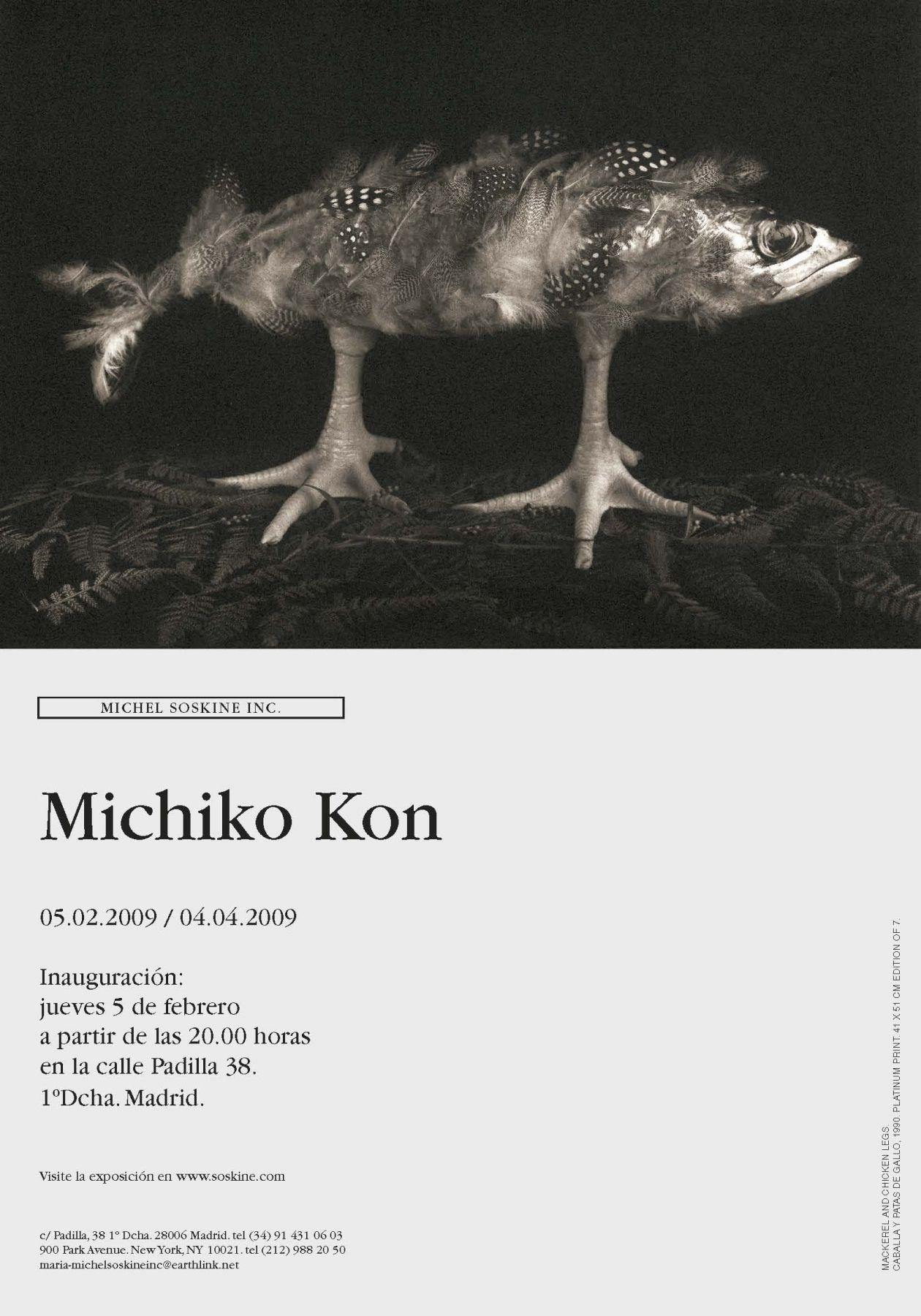 MICHIKO KON
