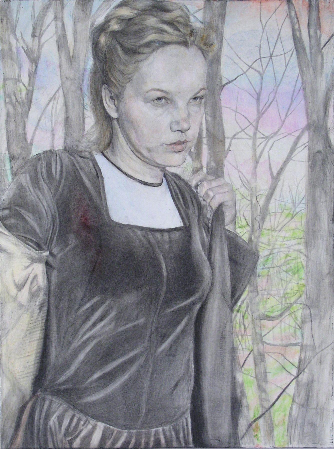 Jenny Scobel, Colleen Berry, 2009/2010