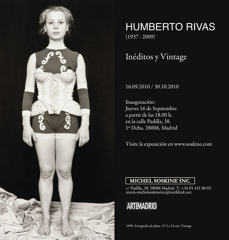 HUMBERTO RIVAS  (1937-2009)