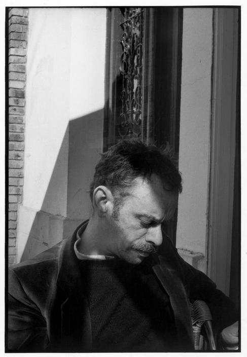 Henri Cartier-Bresson, « Sam Szafran, 1978 »