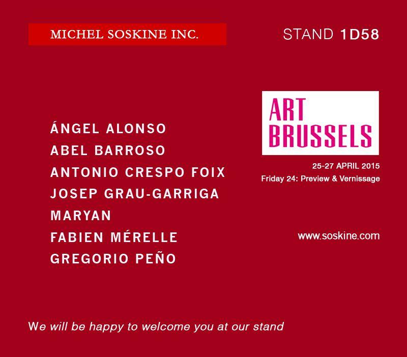 ART BRUSSELS 2015