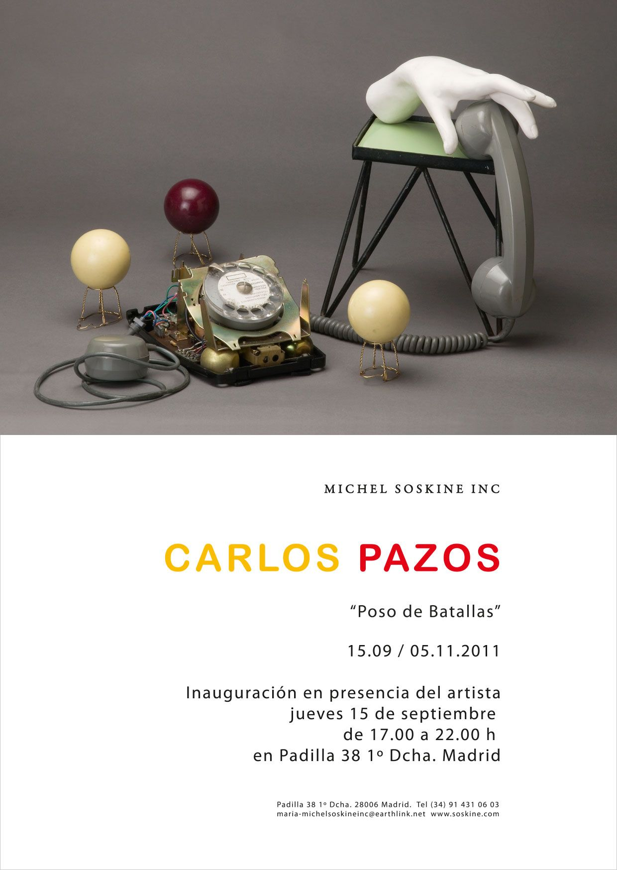 CARLOS PAZOS