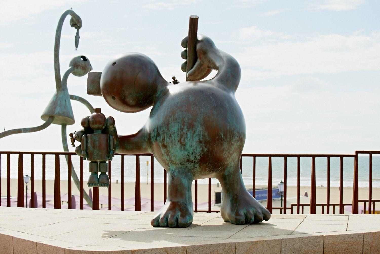 Kindly Geppetto, Museum Beelden aan Zee, Scheveningen, The Netherlands