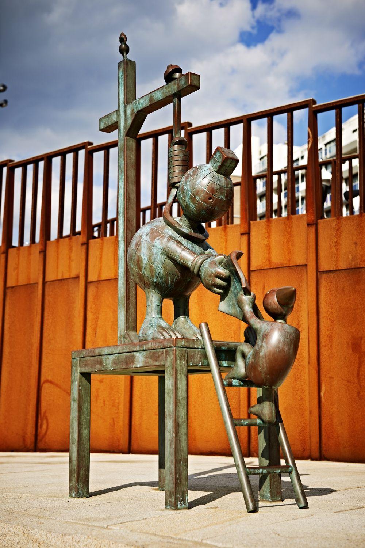 Lars My Lad, Museum Beelden aan Zee, Scheveningen, The Netherlands
