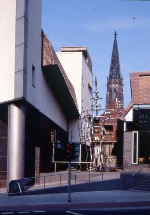 Die Überfrau, State Library, Münster, Germany