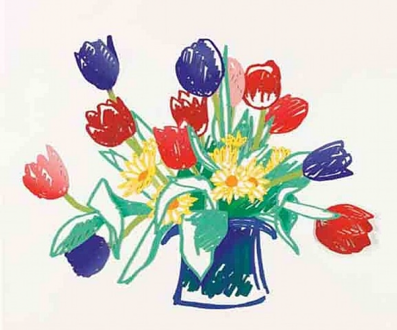 Wesselmann_Birthday Bouquet