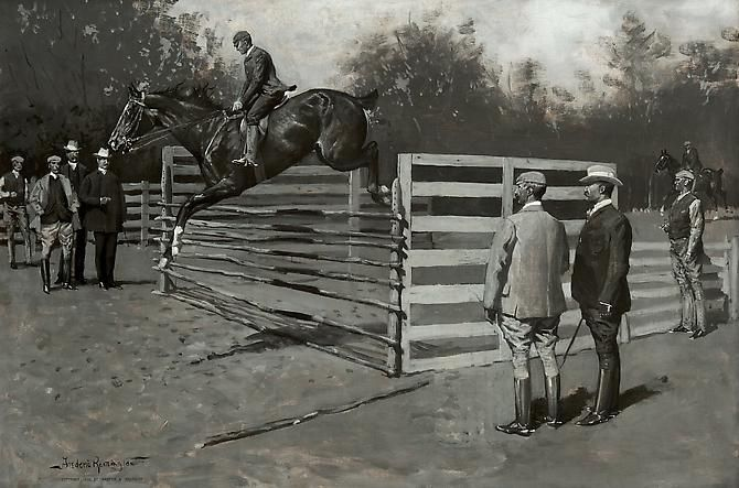 Frederic Remington (1861–1909)