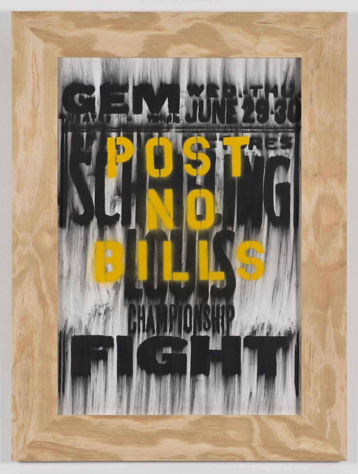 Gary Simmons, Gem Fight