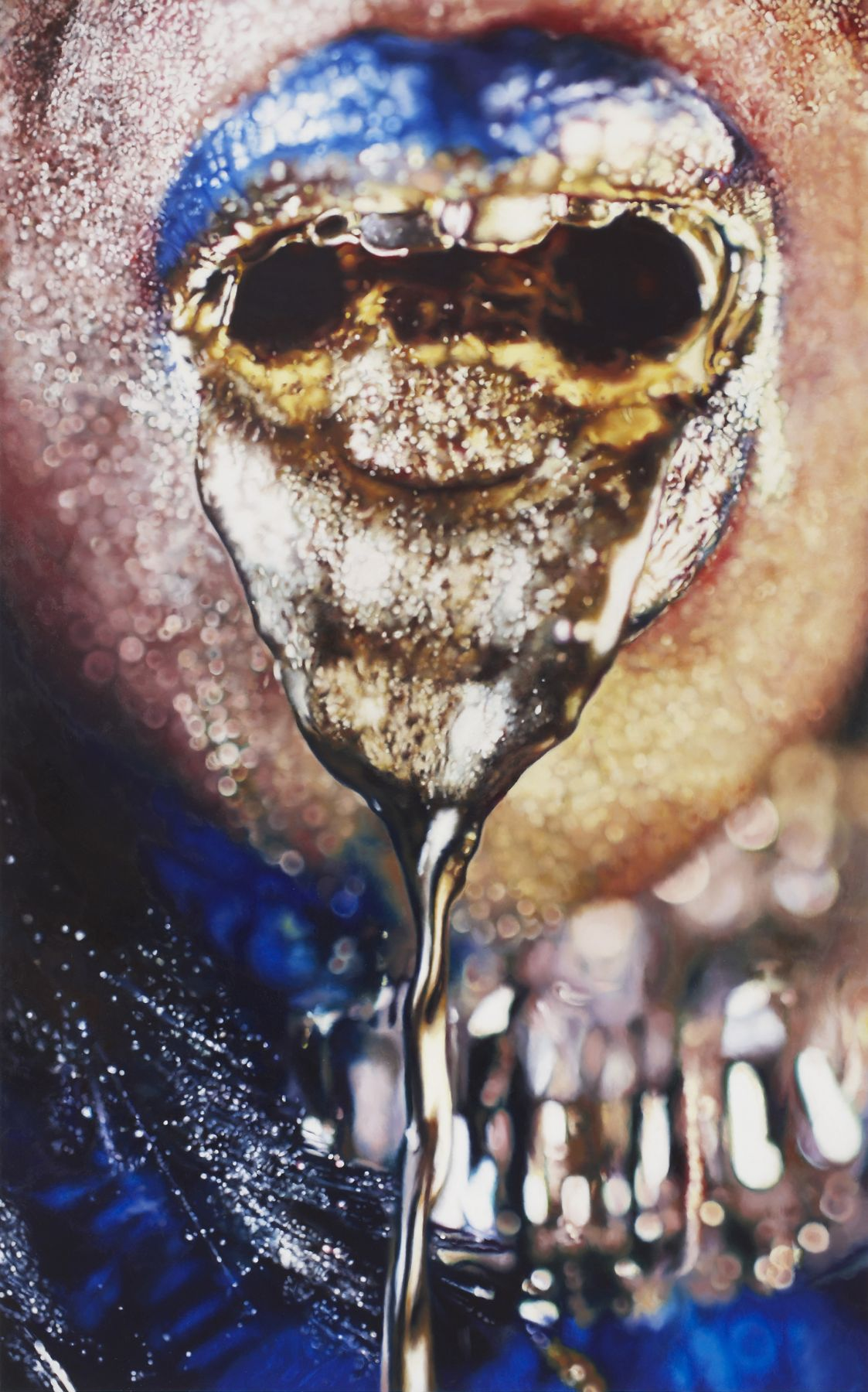 Marilyn Minter, Drizzle