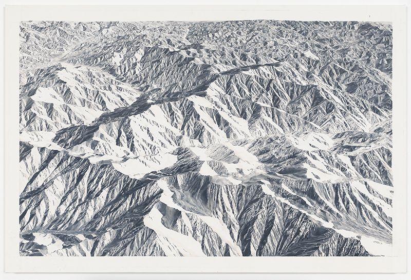 Toba Khedoori - Mountains