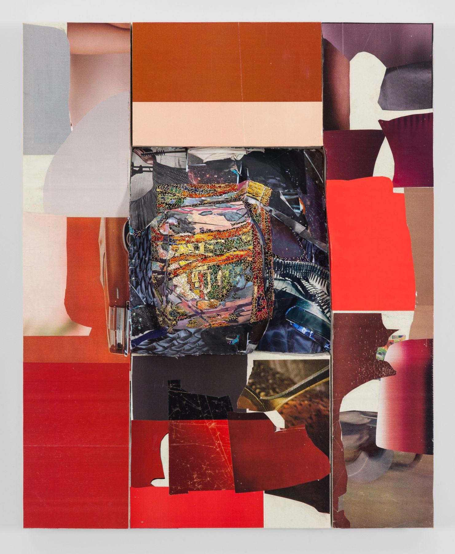Elliott Hundley, Untitled