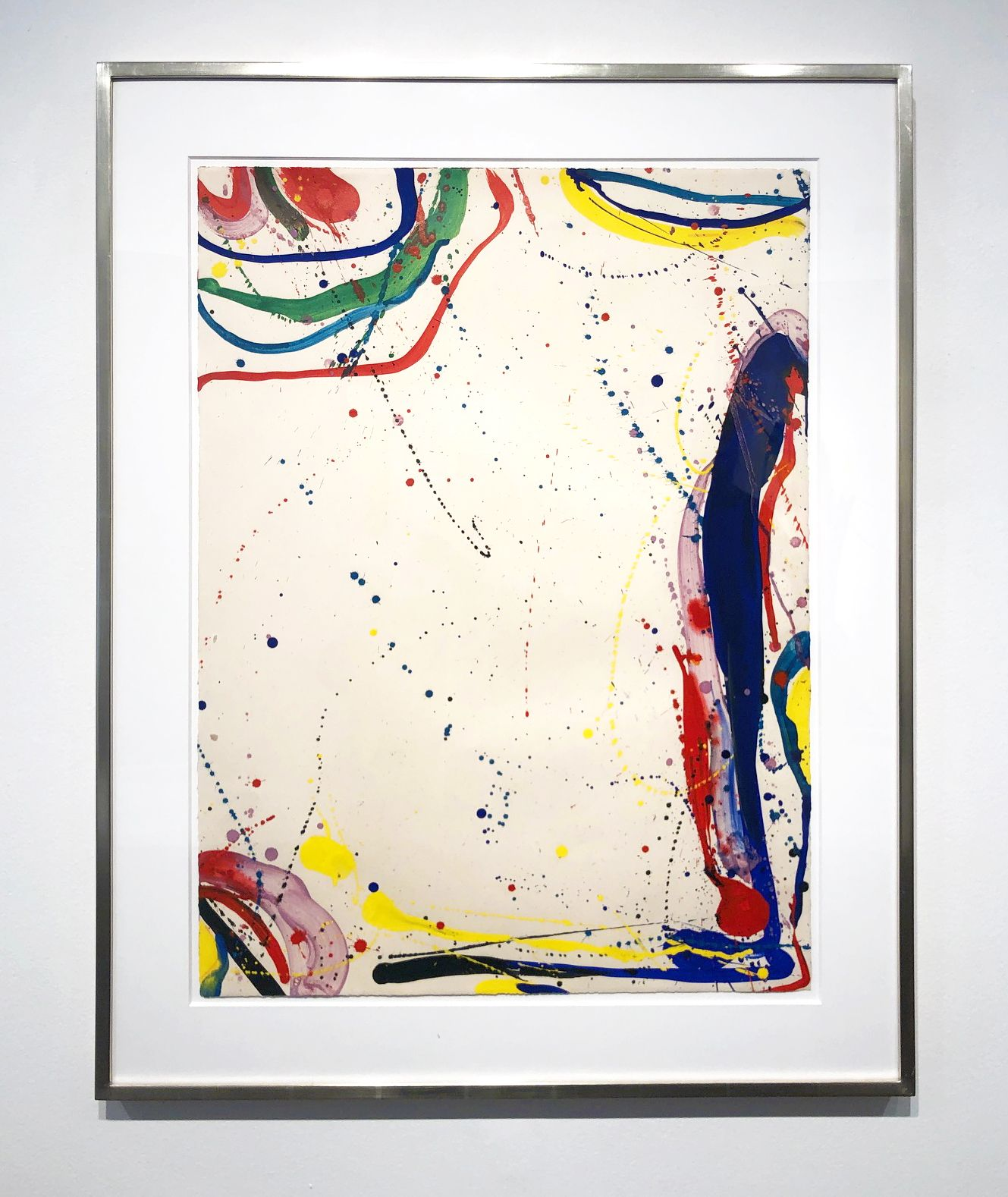 Sam Francis, Untitled, 1964