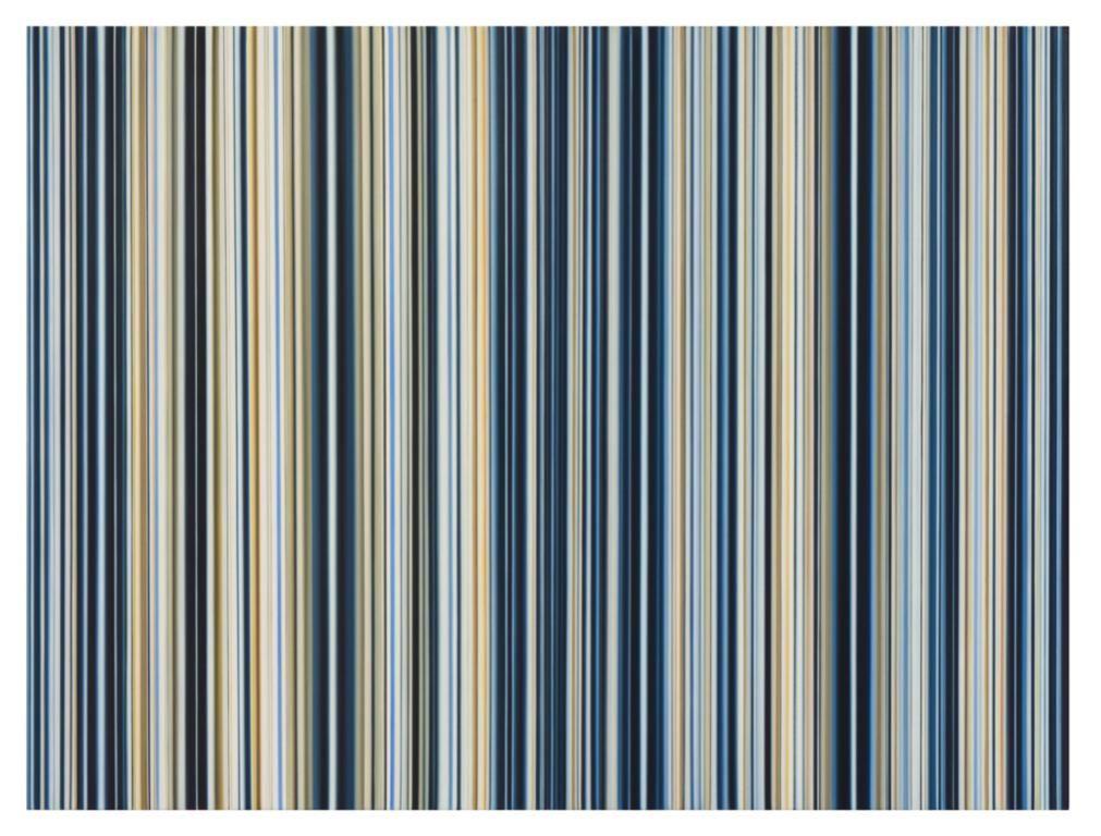 Cornelia Thomsen, Stripes No. 59 and 69 , 2013