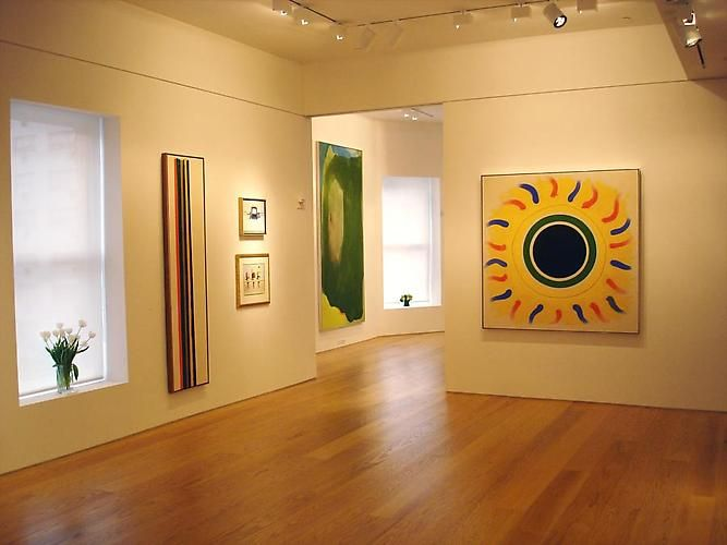 Installation view, Leslie Feely: Private Eye, 2007