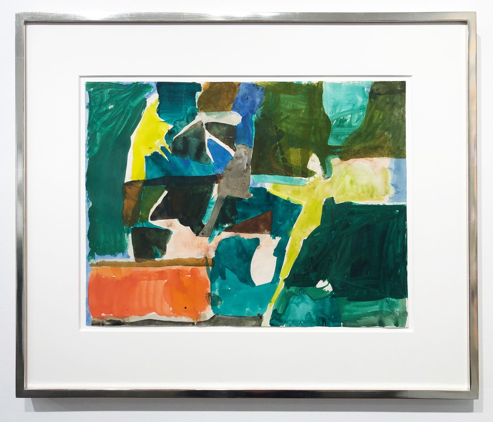 Richard Diebenkorn, Untitled, 1952