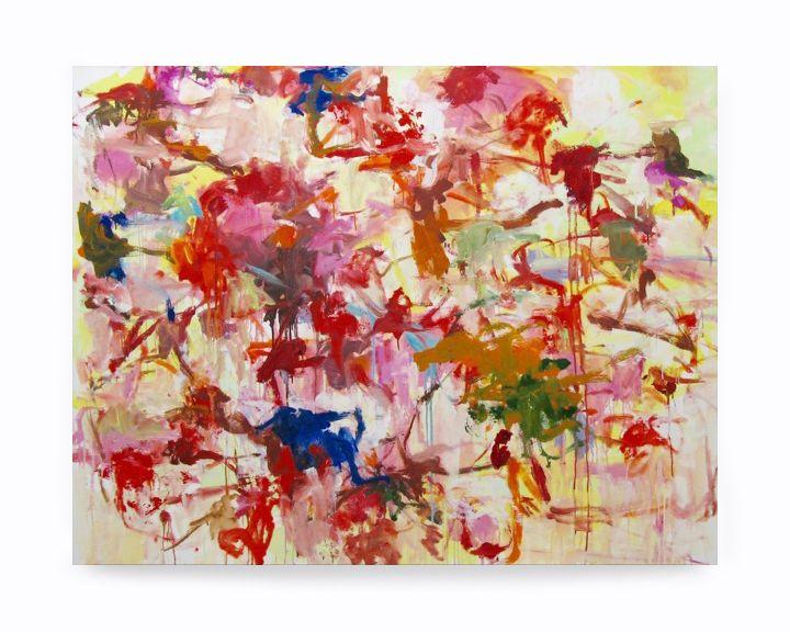Rhapsody, 2015, Acrylic On Canvas