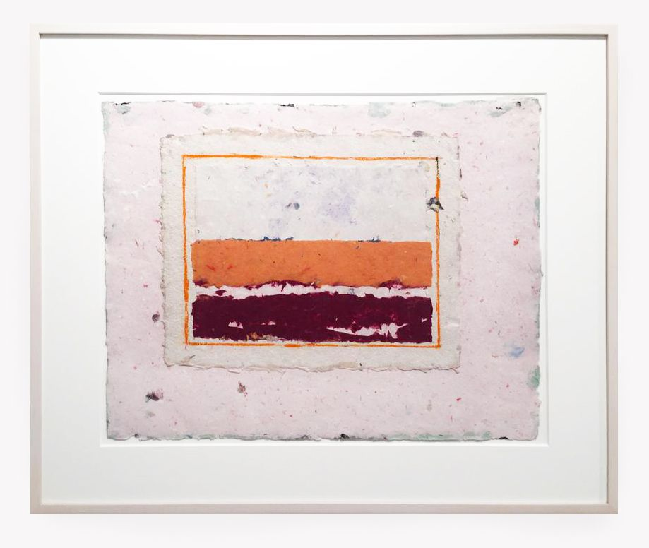 Kenneth Noland, Untitled , 1975