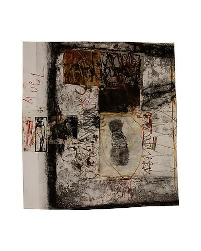 Untitled, 1983 Collage